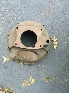 Ford Gpw Jeep Cj2a Cj3a Cj3b M38 Willys Mb Bell Housing Original