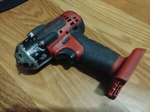 Snap on Ct8810a 18v Lithium 3 8 Cordless Impact Wrench Tool Only Parts Repairs