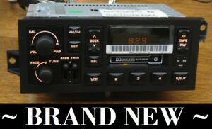 Brand New Oem Dodge Stratus Plymouth Breeze Cassette Player Radio Stereo