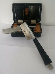 Ussr Microtome Disposable Knife Blade Holder Kharkiv