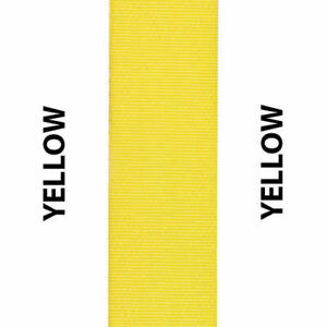 Yellow Seat Belt Webbing Replacement Mail In Your Seat Belts For A Color Swap