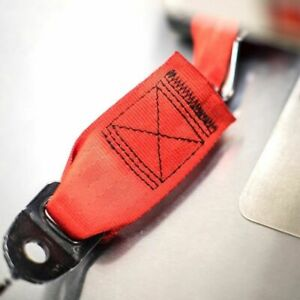 Classic Car Seat Belt Restoration Webbing Replacement Mail in Service