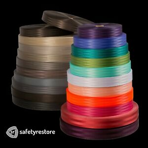 Seatbelt Webbing Replacement Frayed Custom Colors More Mail In Service