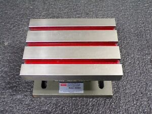 Dayton Angle Plate Swivel 6x8in Surface 38xm01