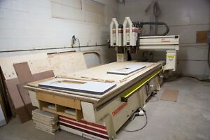Thermwood Dual Head Cnc Wood Router