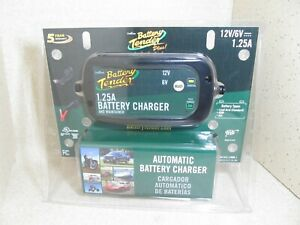 Battery Tender Plus Automatic Battery Charger 1 25 A
