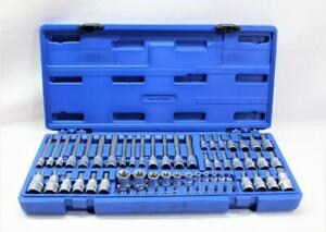 Cornwell Tools Cbs mth62s 62 Pc 1 4 3 8 1 2 Dr Master Deluxe Star
