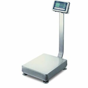 Uwe V fs 330 Stainless Steel Industrial Washdown Bench Scale 330 Lb X 0 05 Lb