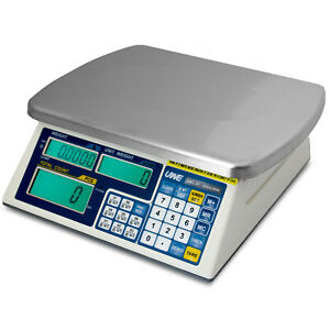 Intelligent Oac 6 Oac Series Counting Inventory Scale 12 Lb X 0 001 Lb