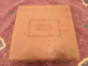 Kingsley Stamping Machine Stamps Set 18th Century In Box worldwide