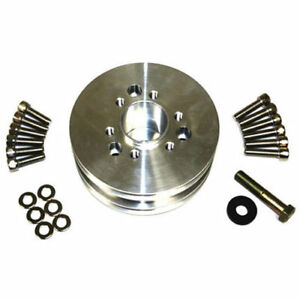 The Blower Shop 4230 Accessory Pulley Big Block Chevy 3v