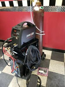 Tig Welding System Watercooled Mister Tig Ac dc 200 pro Free Cart
