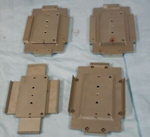Lot Of 4 Microplate Holder Thermo Matrix Platemate Plus Liquid Handling System