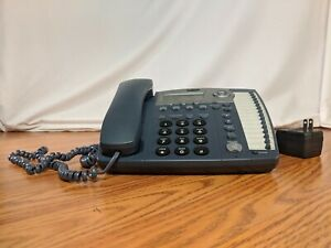 At t 974 Analog 4 line Business Speakerphone Tested