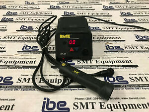 Pace Sensatemp St45 Soldering Station And Sx 80 Sodr x tractor Wand
