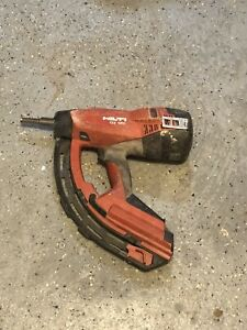 Hilti Gx120 Fully Automatic Gas Actuated Nail Gun Fastening Tool