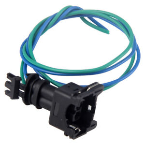 2 Pin Fuel Pump Plug Wire Harness Replacement For Webasto Eberspacher Heater