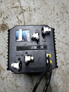 Used Working Forklift Controller Curtis 1297 1405