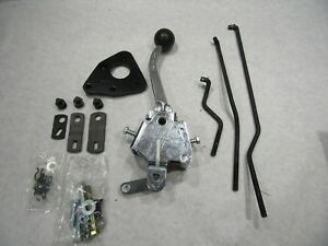 1963 67 Corvette Hurst Competition Plus Shifter Complete Sku 5037
