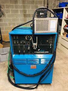 Miller Syncrowave 300 Water Cooled Tig Welder