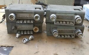 1966 65 64 Ford Thunderbird A M Radios 4 For One Price