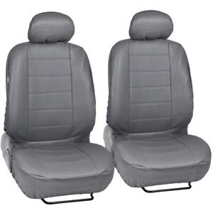 Premium Pu Leather Comfortable Seat Cover Set For Car Truck Suv Various Colors