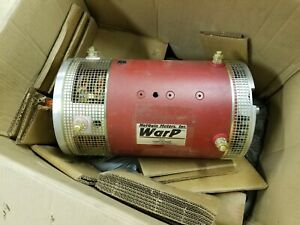 Warp 9 Motor Convert To Ev Electric Vehicle Dc 32hp