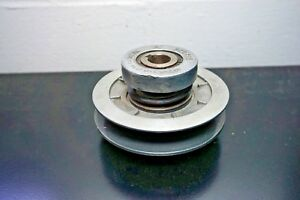 Used Variable Speed Pulley With Spring Mbo 0104373