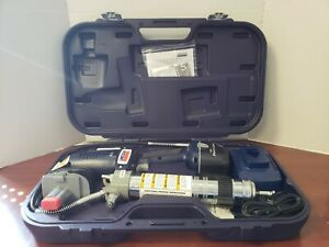 Lincoln 18v Grease Gun In Case C y