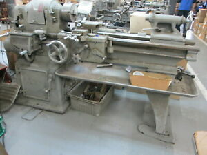 South Bend Cat No 8117c 16 swing 33 bet Center Engine Lathe W aloris Tool Holder