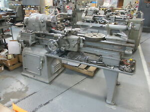 South Bend Cat No 8183c 14 5 swing 36 5 between Centers Lathe W aloris Tool Post