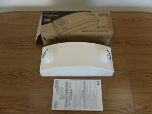 Dual lite Lite Forms Collection Lz Designer Style Emergency Light 63