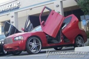 Direct Bolt On Vertical Lambo Doors Hingest Kit With Warranty Vdcdc0510rear