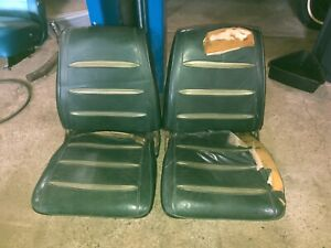 1968 1969 68 69 Dodge Charger Coronet Plymouth Roadrunner Bucket Seats