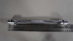 Vintage Snap On Usa 9 16 5 8 Double Flex 12 Point Box Wrench Fh1820c