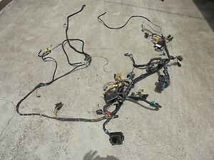 1991 Firebird Formula Trans Am Dash Harness T5