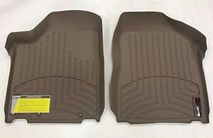 Weathertech Floorliner For Nissan Murano 2003 2007 1st Row Tan