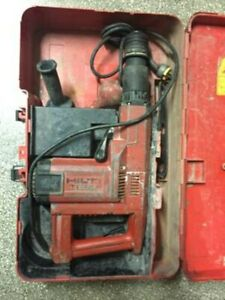Hilti Te92 Combo Hammer Drill Te 92 With Case