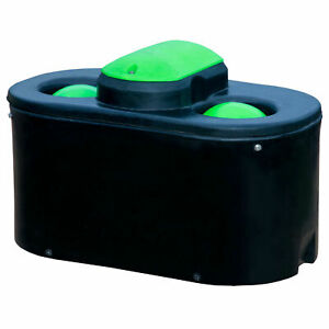 Energy free 2 hole Cattle Waterer W out Insulation 21 l X 36 w X 23 h Lot Of 1