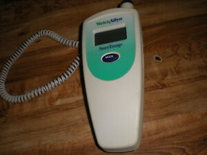 Used Working Welch Allyn Suretemp 679 Thermometer