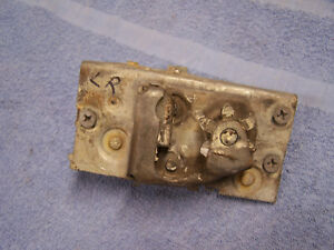 Mopar 66 67 B Body Left Rear Door Latch Satellite Coronet Belvedere