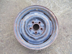 Mopar A body 14 X 4 1 2 Small Bolt Steel Wheel Dart Barracuda Duster Valiant