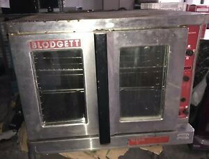 Blodgett Single Mark V Electric Commercial Convection Oven