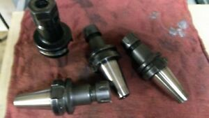 Bt 30 Er16 Collet Chuck Made By Command 2 750 Projection Brother Cnc Mill