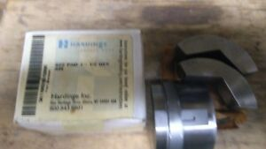 Hardinge S 22 1 1 2 Hex Collet Pad Set 1 50 Hexagon