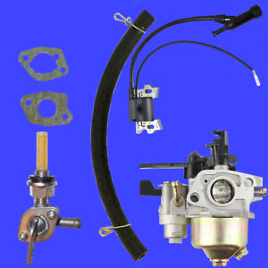 Karcher Carburetor Right Petcock Coil For G3200xc G2800xc 3200 Pressure Washer