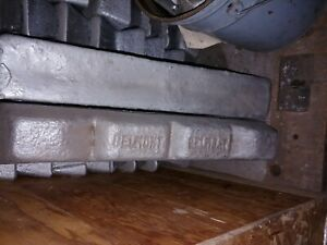 Aluminum Ingots Lot 36 38 Lbs Belmont Block Bar Casting Foundry
