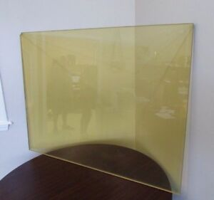 Lead X ray Glass For Rad Room Ct Lead Window Xray Protection Barrier