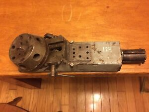 6 Position Lathe Turret Tail Stock