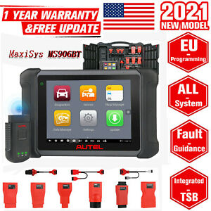 Autel Maxilink Ml519 Auto Scan Tool Car Diagnostic Scanner Code Reader Obdii Can